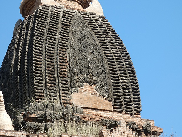 Bagan temple tower
